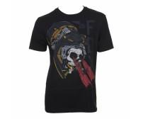 T-Shirt FOX Gatefold s/s Premium  mis. M