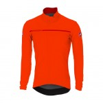 Giacca Castelli Perfetto long sleeve Orange mis. S
