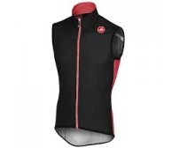 Gilet Castelli Pro Light Wind Vest Nero mis. XL