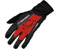 Guanti Castelli Leggenda Glove Rosso mis. XL