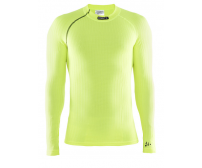 Maglia intima Craft Active Extreme CN Giallo Fluo Mis.S