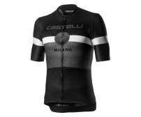 Maglia Castelli Milano Jersey Nero Mis. XL