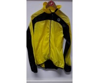 Mantellina Castelli Windy Giallo Mis.L