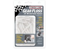 Corde Pulizia Pignoni Finish Line Gear Floss