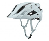 Casco FOX Flux Helmet Solid Ice Mis. S/M
