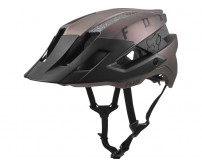 Casco FOX Flux Helmet Solid Nero Iri Mis. L/XL