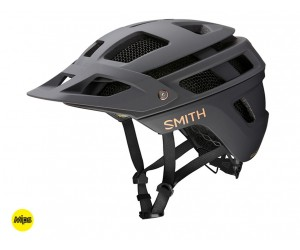Casco Smith Forefront 2 Mips Matte Gravy Mis. M