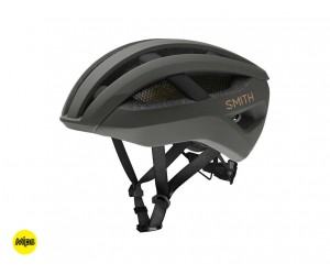 Casco Smith Network Mips Matte Gravy Mis. M