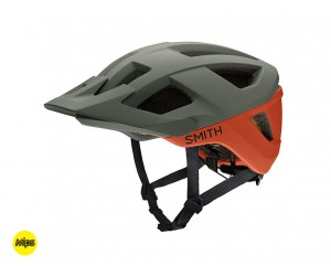 Casco Smith Session Mips Matte Sage Mis. M
