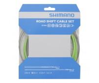 Guaina cambio Shimano Verde