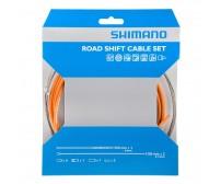 Guaina cambio Shimano Arancione