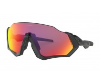 Occhiali Oakley Flight Jacket Prizm Matte Black/Polished Black
