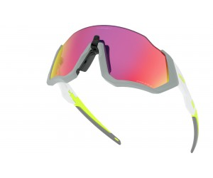 Occhiali Oakley Flight Jacket Prizm Matte Fog