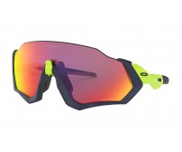Occhiali Oakley Flight Jacket Prizm Matte Navy