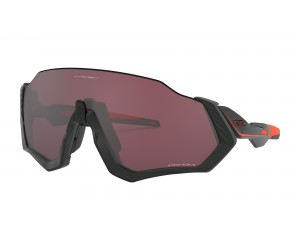 Occhiali Oakley Flight Jacket Prizm Matte Black