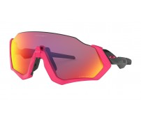 Occhiali Oakley Flight Jacket Prizm Pink