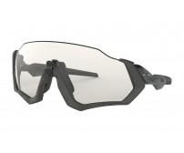 Occhiali Oakley Flight Jacket Prizm Steel/Black INK