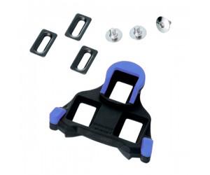 Tacchette Shimano SPD SL blu