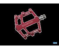 Pedali Exustar PB525 Rosso