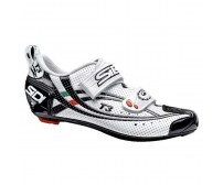 Scarpe Sidi T-3 carbon White/Black n° 43 triathlon