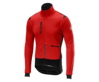 Giacca Castelli Alpha Ros Jacket Rosso/Nero Mis. L