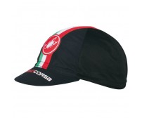 Cappellino Castelli Performance Cycling Cap Nero